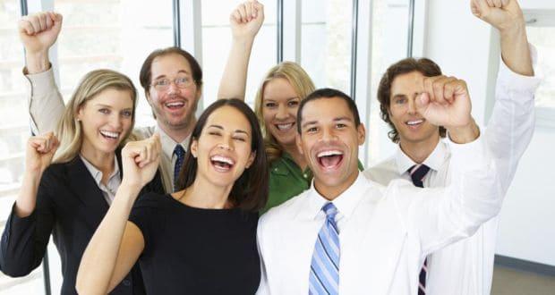 Tanda-tanda Bahwa Anda Bahagia di Tempat Kerja