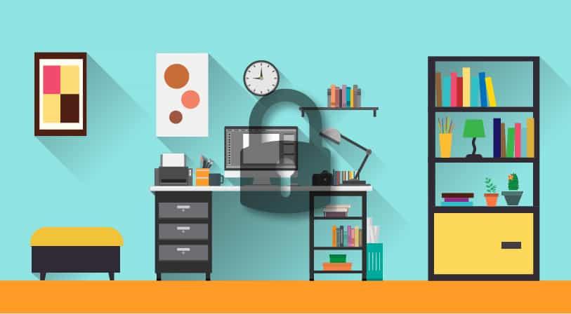 Tips Meninggalkan Kantor Dengan Aman Saat Libur Idul Fitri
