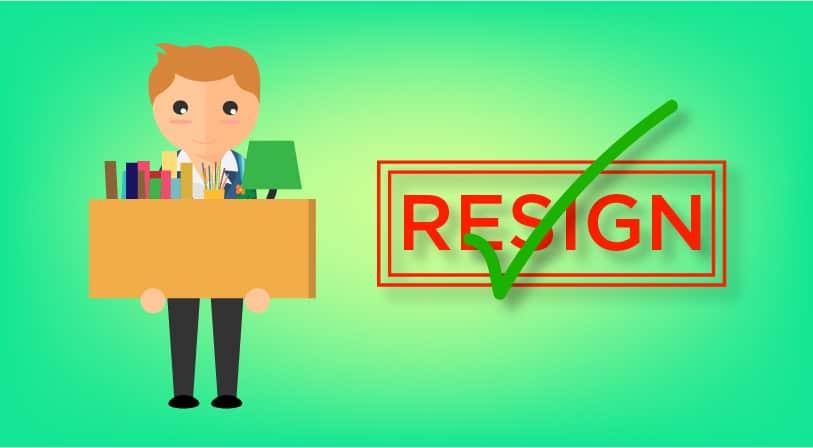 Hal-Hal Yang Harus Dihindari Saat Mengundurkan Diri Dari Pekerjaan