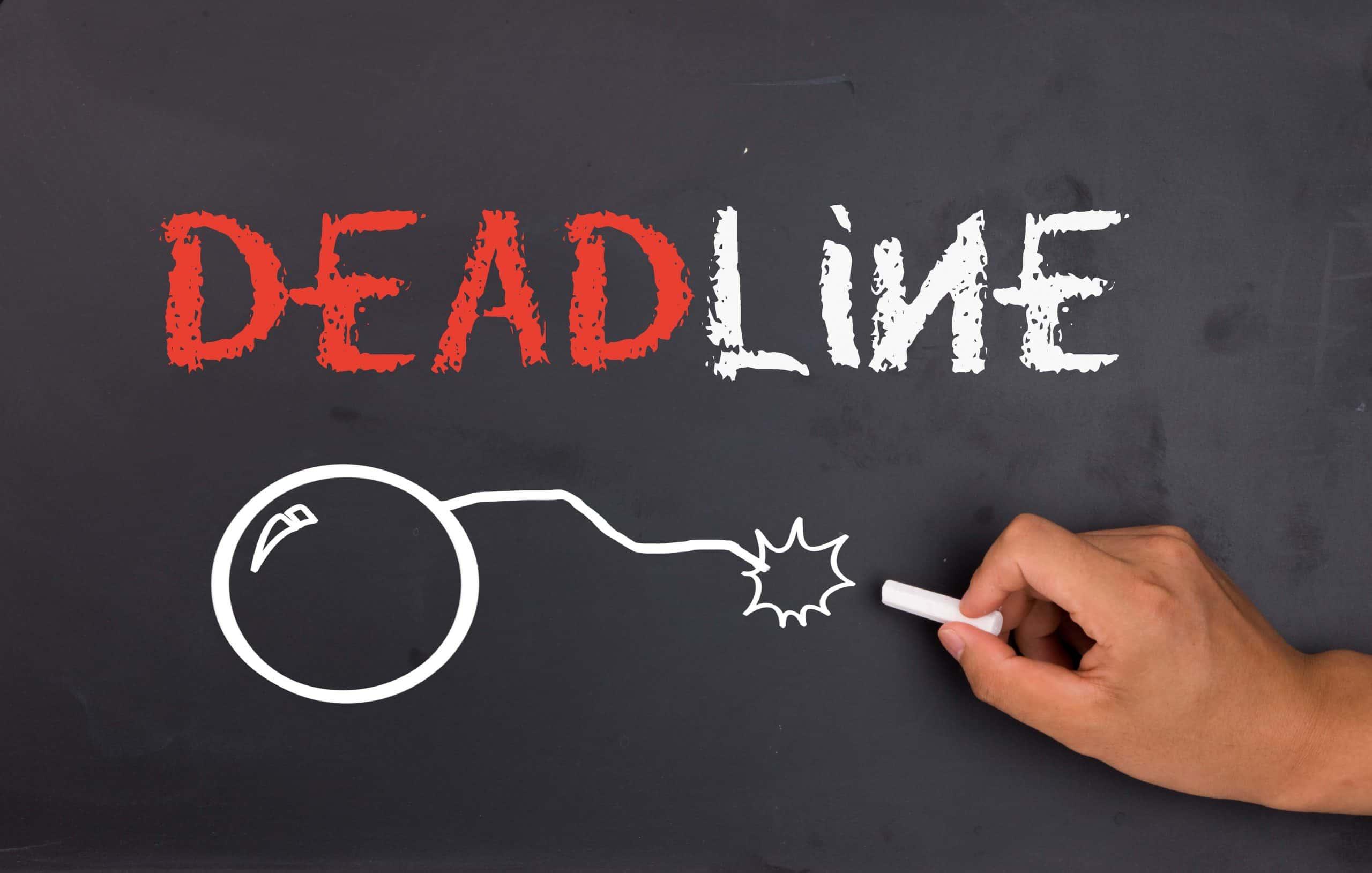 Trik Simpel Dalam Menghadapi Deadline Pekerjaan Kantor