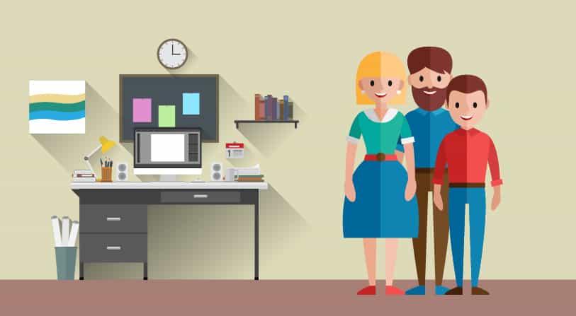 Bolehkah Satu Keluarga Berada dalam Satu Perusahaan?