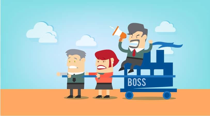 Bos Anda Galak? Hadapi Dengan Trik-Trik Berikut!