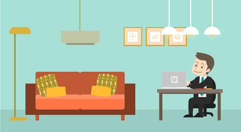 Hal Yang Perlu Diperhatikan Saat Bekerja dari Rumah (WFH)