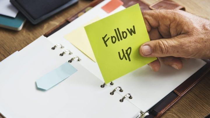 Bisakah Anda Melakukan Follow Up Setelah Wawancara Kerja?