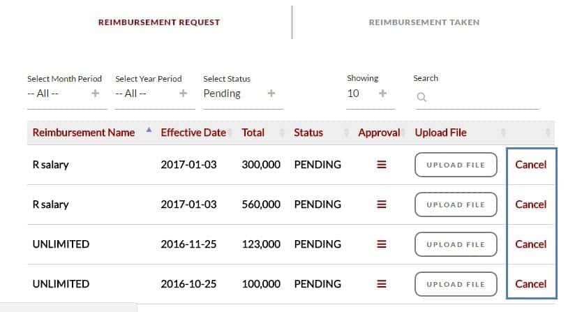 Reimbursement Talenta - Input Data Karyawan Lebih Mudah Gunakan Fitur Fitur Talenta Ini