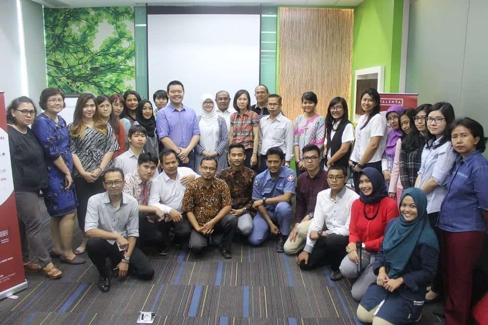Tingkatkan Efisiensi dan Transparansi Dalam Proses Pengelolaan SDM, Talenta Gelar HR Gathering