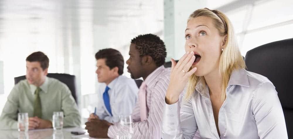 7 Kesalahan saat Meeting yang Membahayakan Karier