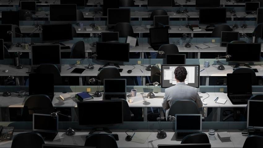 Trik Mengatur Waktu Agar Tak Kerja Lembur di Kantor