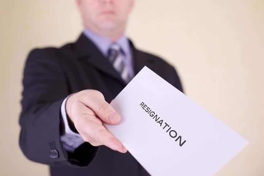 Talenta Aturan Resmi Proses Resign Sudahkah Anda