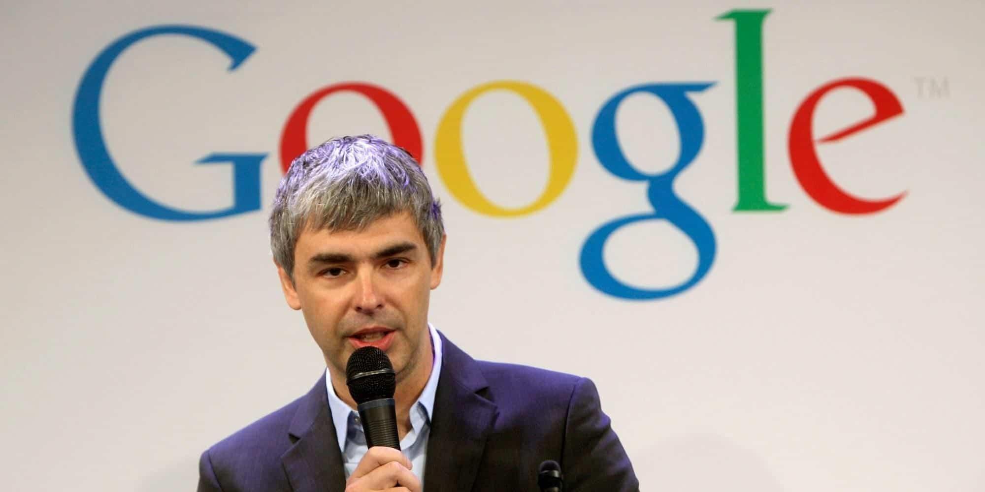 Belajar Kepemimpinan dari Founder Google: Larry Page