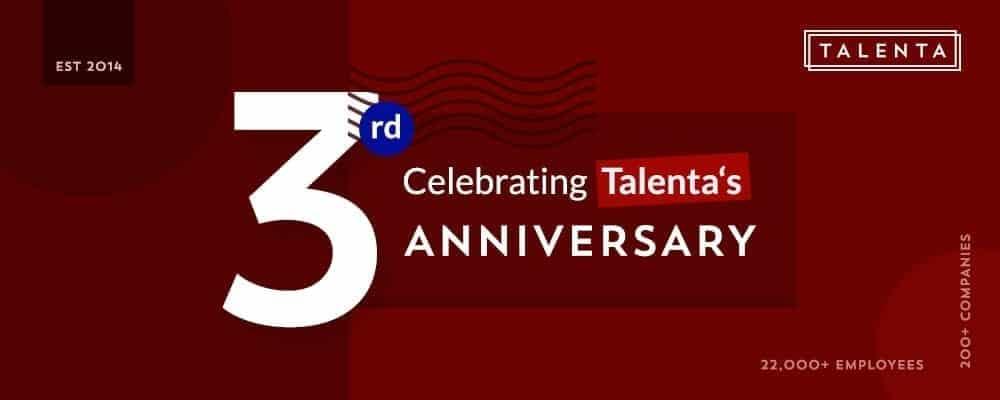 Talenta Turns 3: Mengubah Lingkungan Kerja dan Memperkuat Para Pekerja