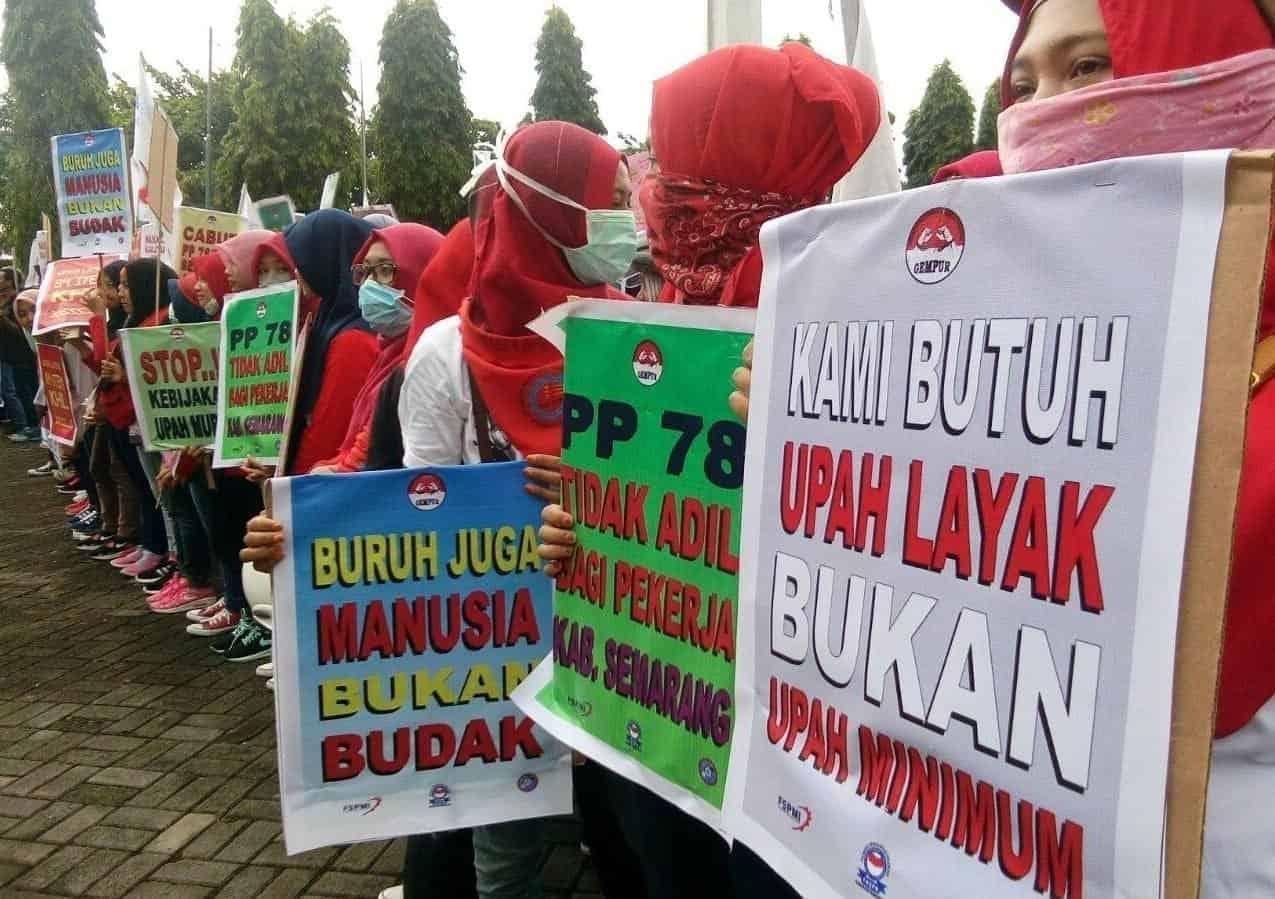 UMK Jawa Timur 2018, ini Daftar Lengkap 38 Daerahnya