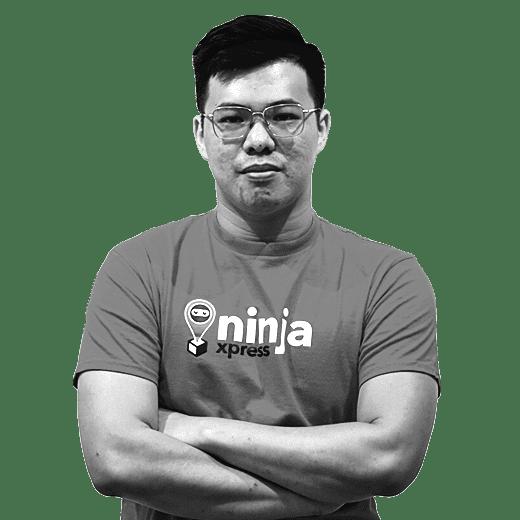 Evan Tree, HR Manager, Ninja Xpress