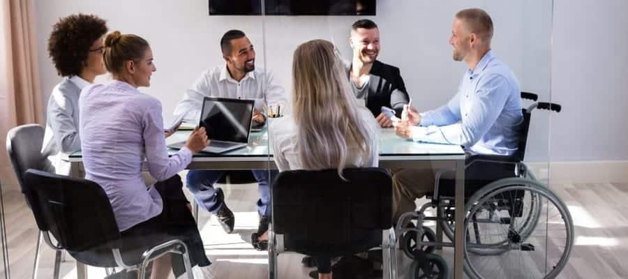 Pengaruh Luar Biasa dari Karyawan Penyandang Disabilitas