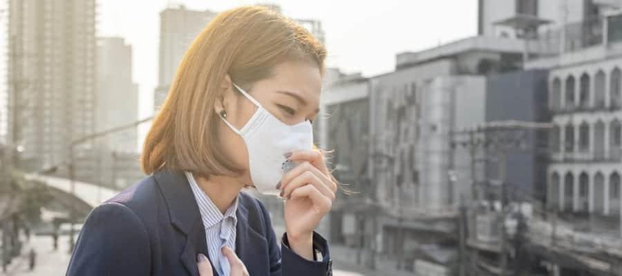 Tips Terhindar dari Bahaya Polusi Udara di Jakarta