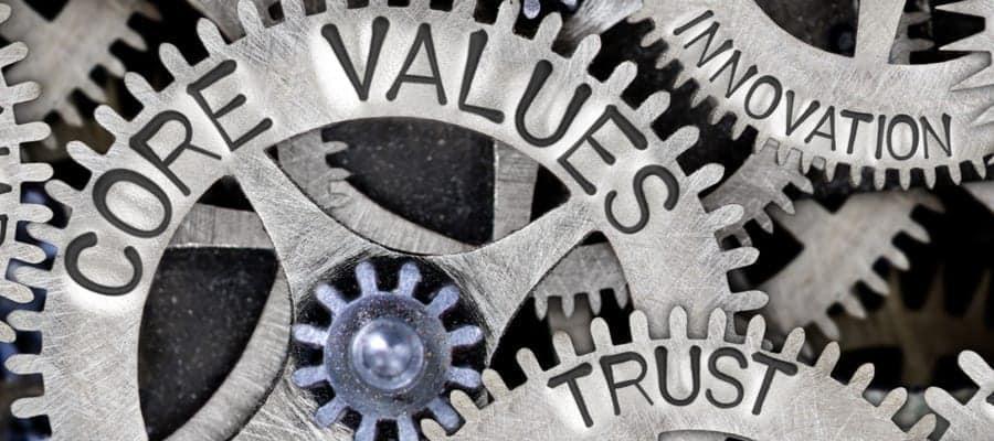 Nilai Inti Perusahaan sebagai Acuan Utama Aktivitas Perusahaan