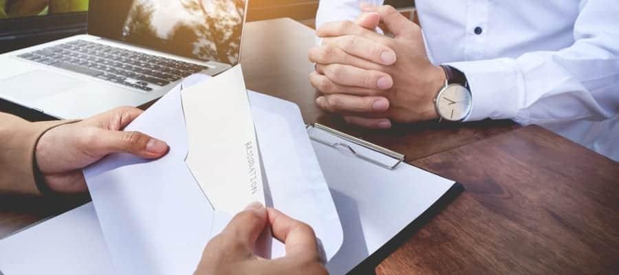Contoh Surat Pemberitahuan Kontrak Kerja Tak Diperpanjang
