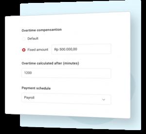Mobile employee attendance management software