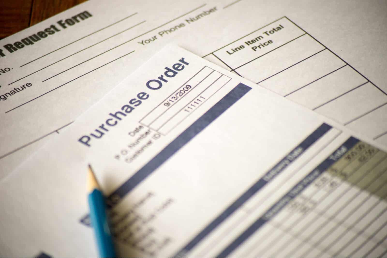 Purchase Order (PO): Cara Memudahkan Bisnis Anda