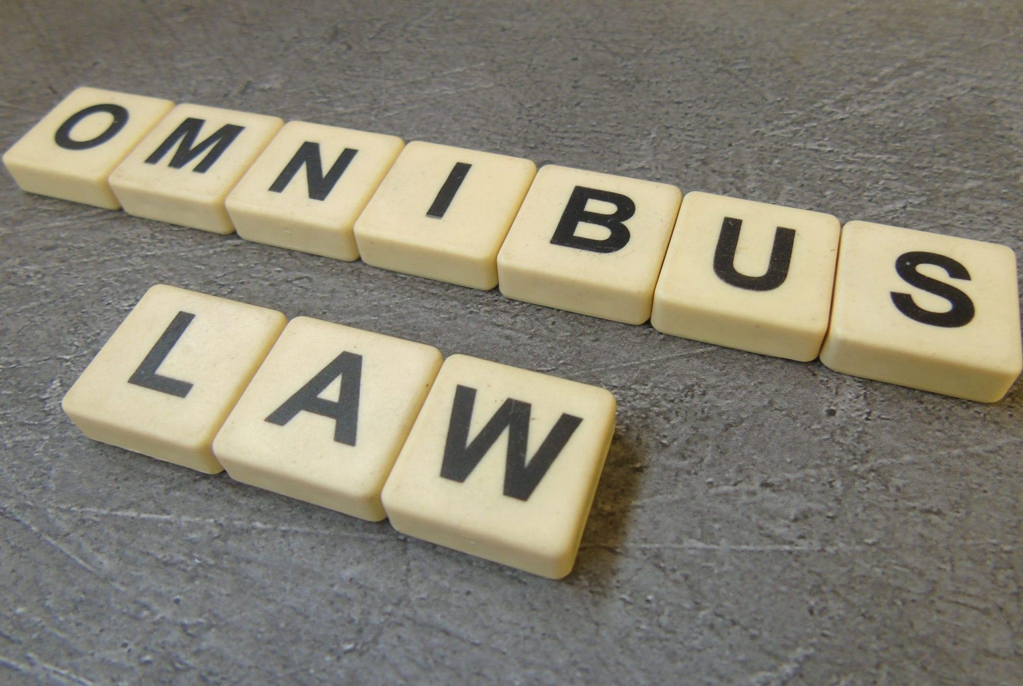Hal yang Perlu Diketahui HR Soal Konsep Omnibus Law