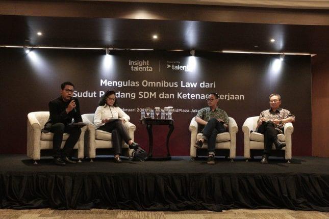 Omnibus Law Cipta Kerja, Solusi atau Kontroversi?
