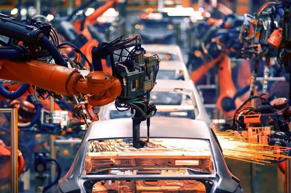 Mengenal Perusahaan Industri Manufaktur