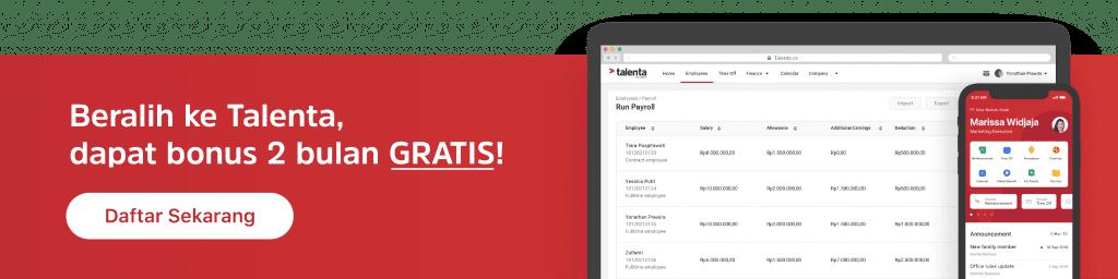 Mau Tahu Keunggulan Aplikasi Absensi Online, Coba Gratis Talenta!
