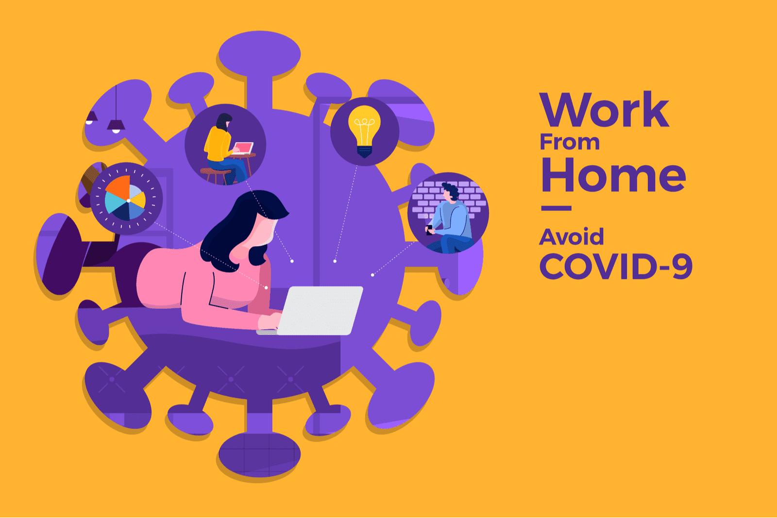 Dear HR, Ini Tips Atur Tim saat Work From Home agar Tetap Produktif