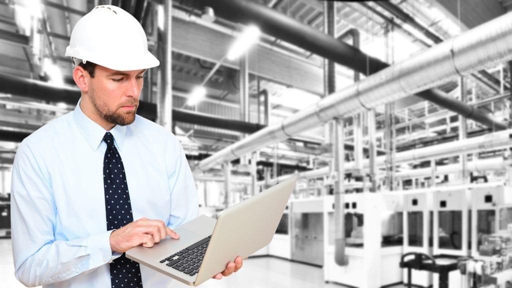 Produktivitas Karyawan Manufaktur Meningkat karena Lokasi Real-Time