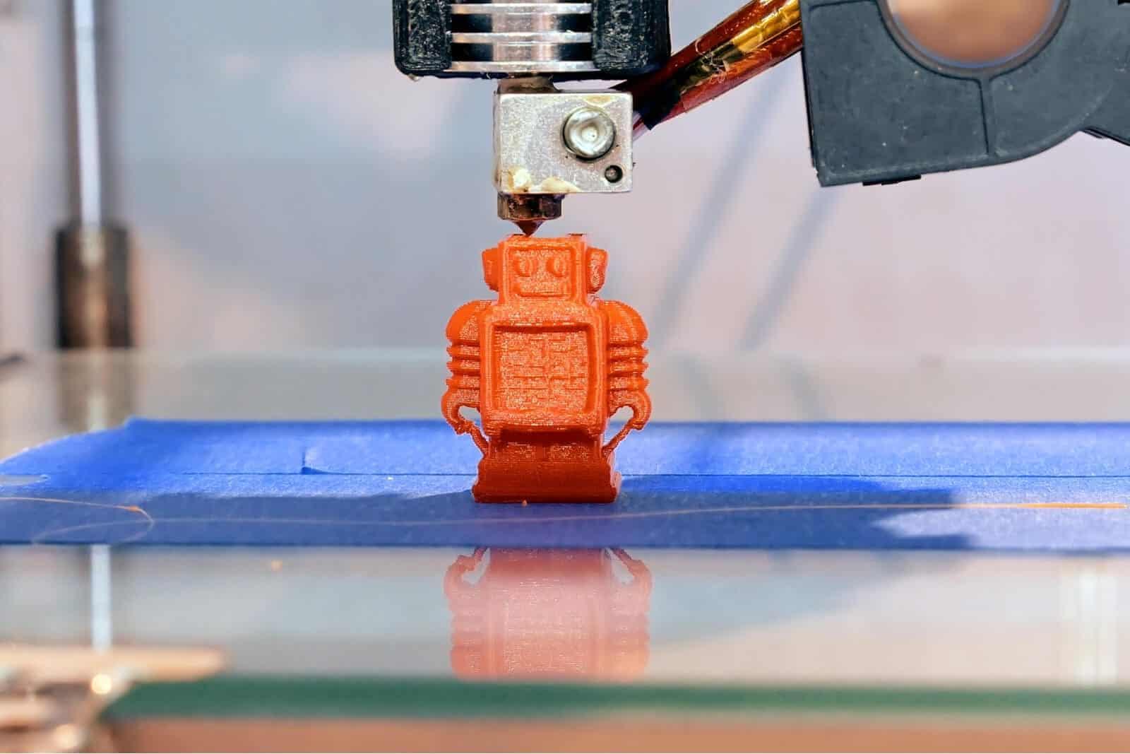 Dampak Teknologi 3D Printing dalam Industri Manufaktur