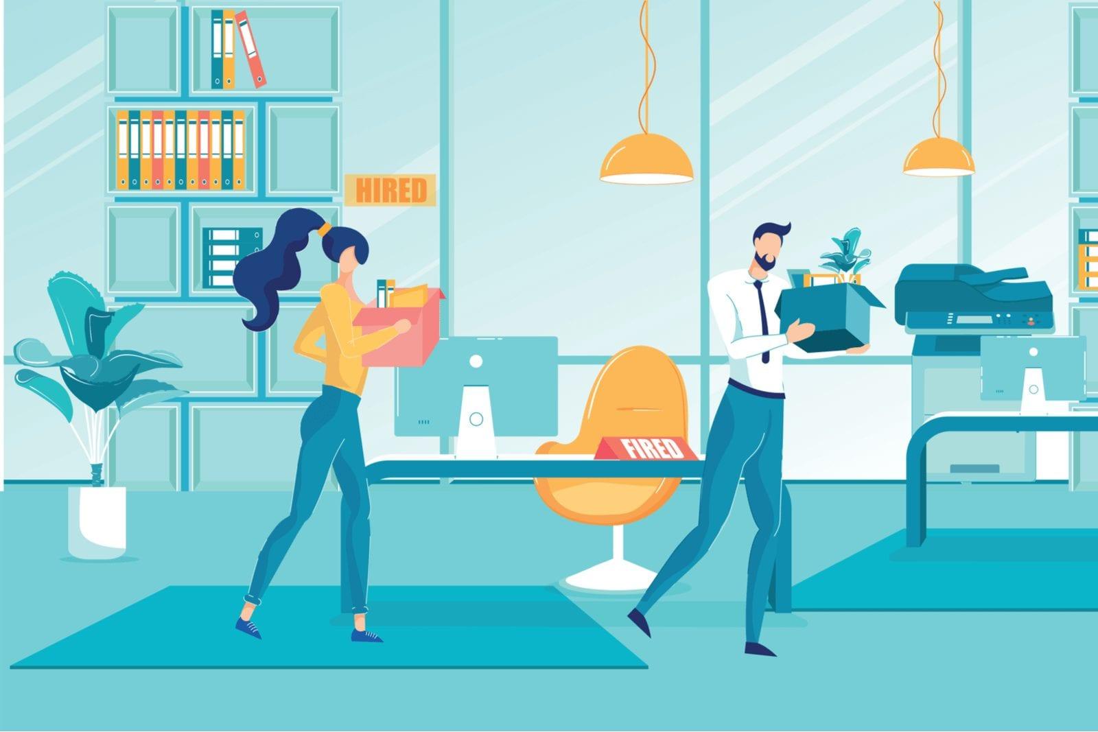 Pengertian Tingkat Turnover Karyawan