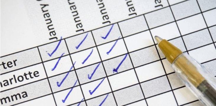 Cara Membuat Absensi Karyawan Manual