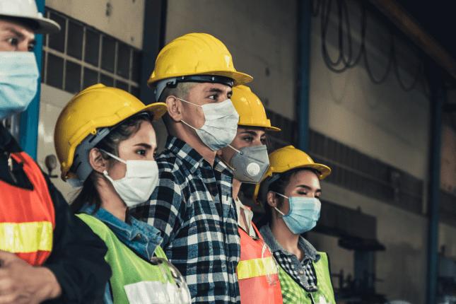 PSBB Jakarta, Begini Aturan Bagi Perusahaan Pabrik