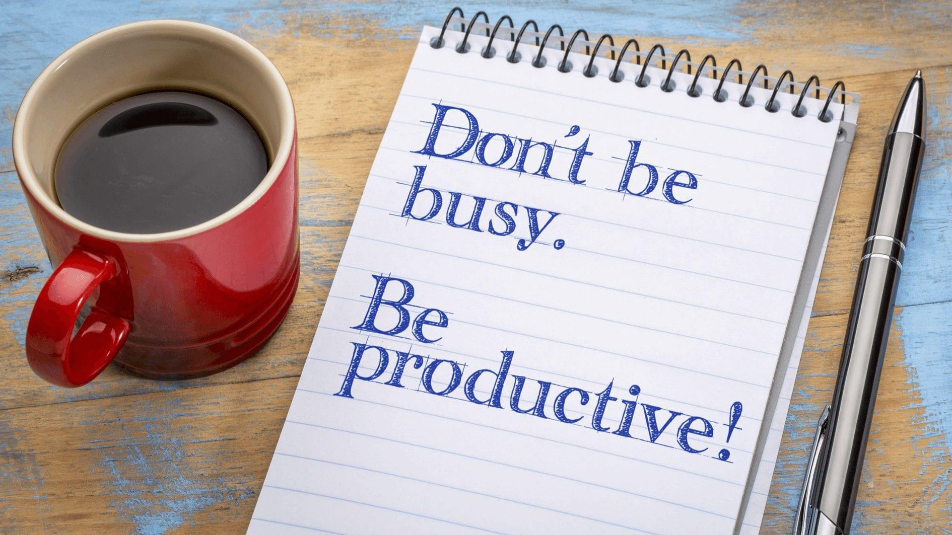 Yakin WFH Anda Sudah Produktif? Kenali Perbedaan Produktif dan Sibuk Kerja!