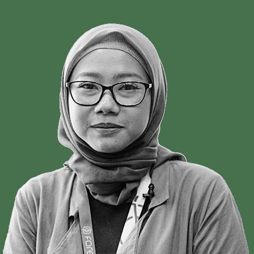Marsya Dwi Putri - HR , Fore Coffee