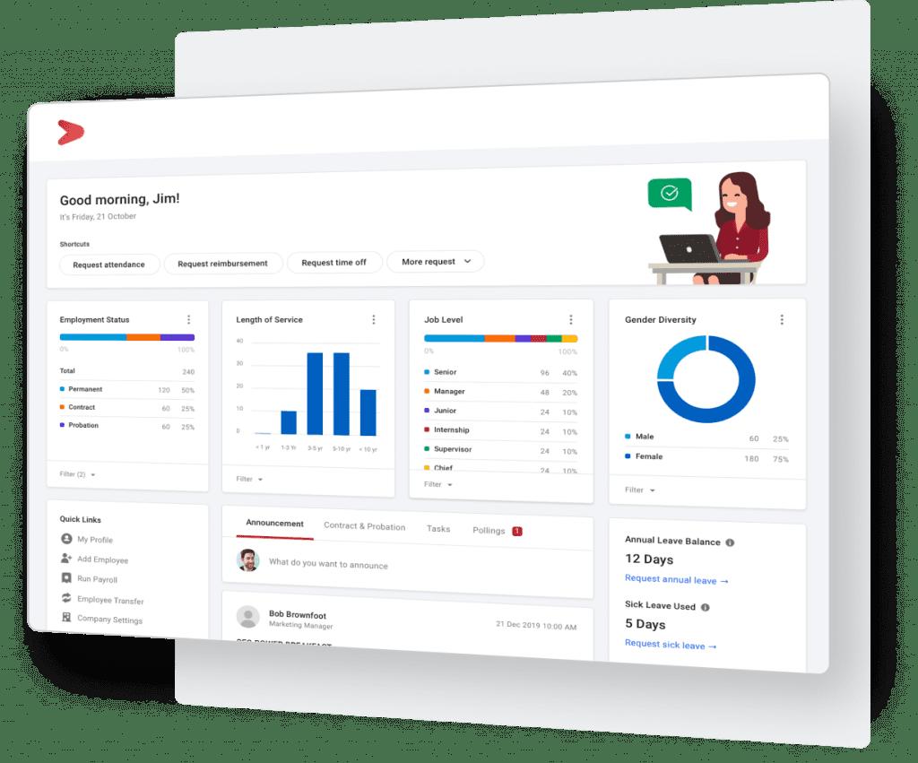 Keuntungan Finansial yang Didapatkan dari Penggunaan Aplikasi Human Resource Management