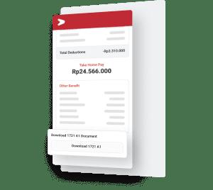 Minimalkan biaya operasional perusahaan dengan download slip gaji online