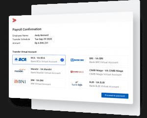 Talenta sebagai aplikasi pembayaran gaji karyawan