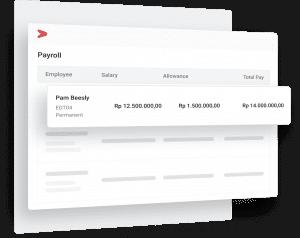 Payroll tanpa proses hitung yang memerlukan prosedur rumit