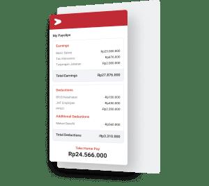 Proses Payroll yang terintegrasi
