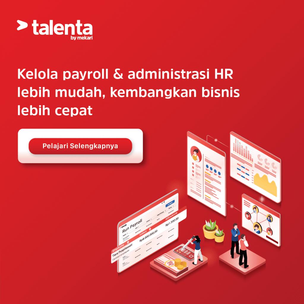 Gunakan HR Tools Seperti Talenta HRIS untuk Lingkungan Kerja Lebih Nyaman