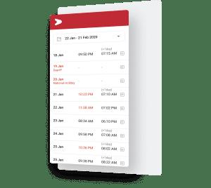 Absensi online untuk efisiensi waktu dan produktivitas