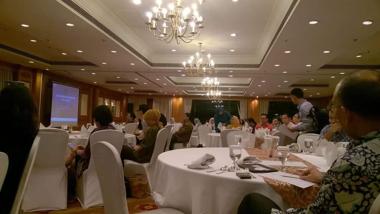 "Seminar ""Leading Millenial Generation"" Bersama Perhimpunan Manajemen Sumber Daya Manusia"
