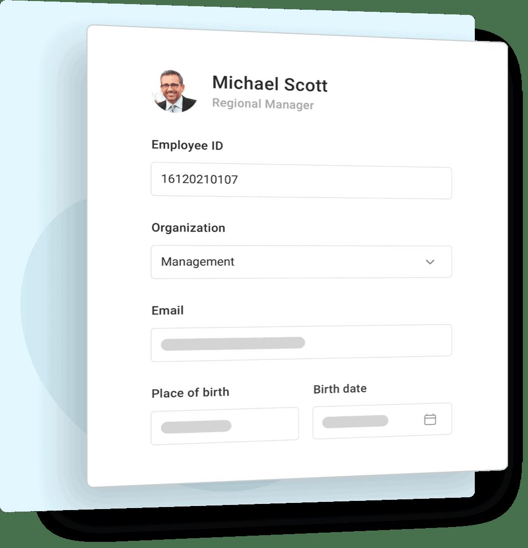 Database karyawan