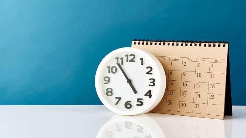 atur prioritas dan jadwal saat kerja di rumah