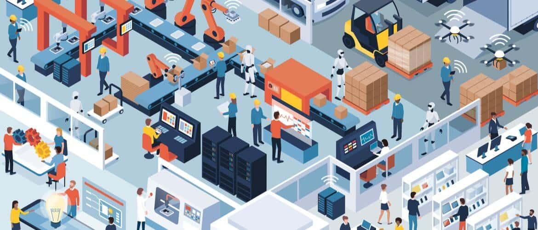 Contoh Proses Bisnis dalam Perusahaan Manufaktur Adalah Sebagai Berikut