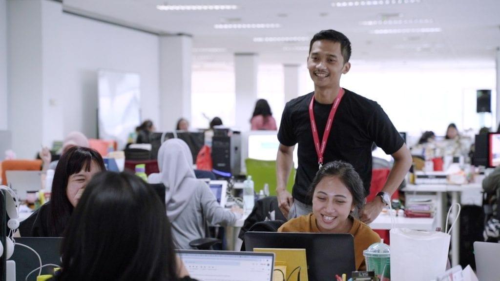Para pekerja Female Daily