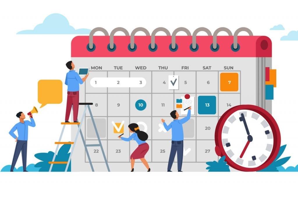 jadwal karyawan