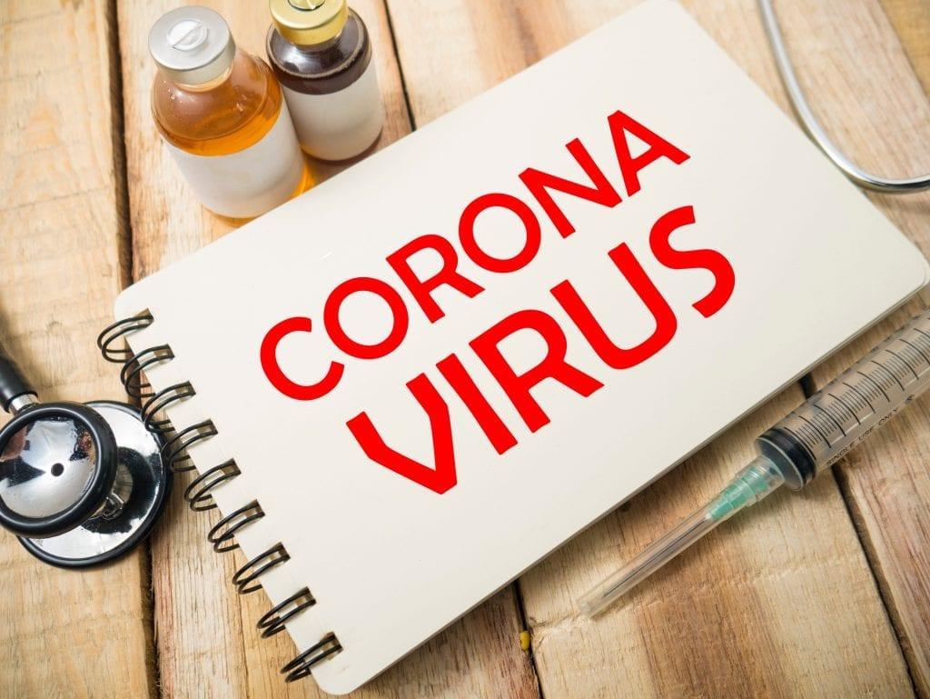 Ilustrasi Virus Corona/Shutterstock