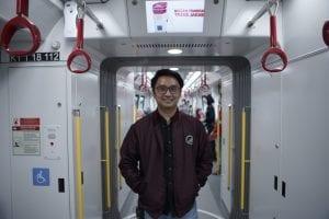 HR Service Manager PT LRT Jakarta, Bintang Kemal.